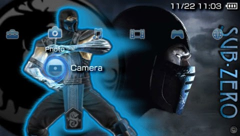 Psp Wallpapers And Themes Free Download Free PSP Theme: Mortal...