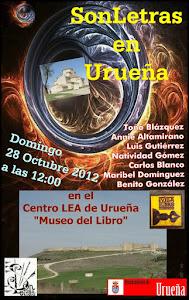 SonLetras en Urueña - Valladolid