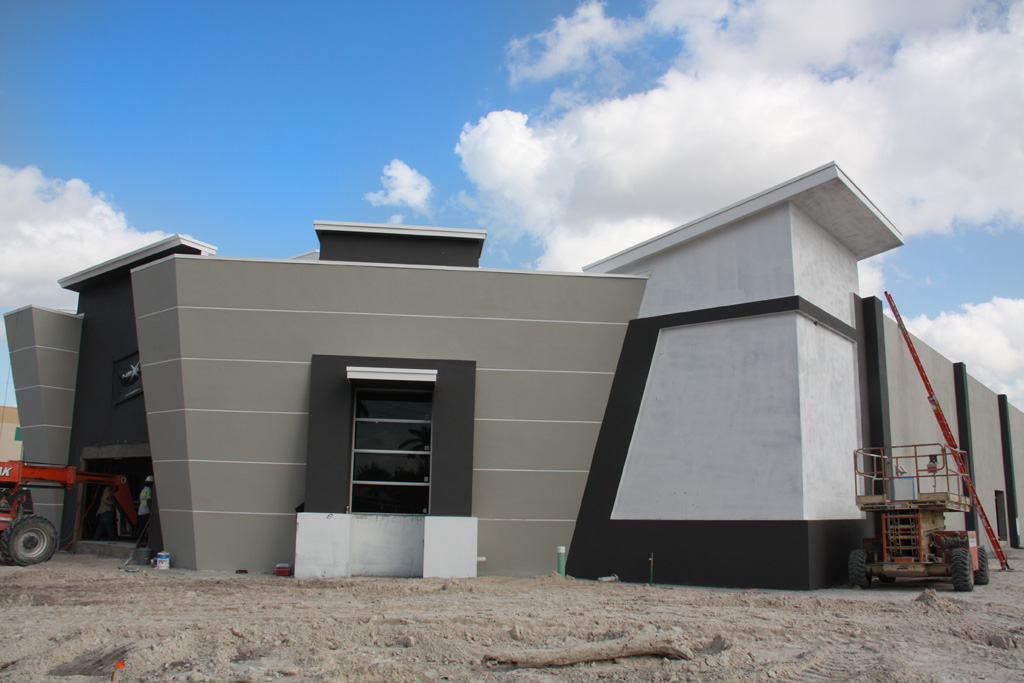 NEXUS SHOOTING: A new indoor range for South Florida! - Florida Gun Forum