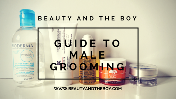 Guide To Male Grooming