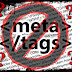 Cara Memasang Meta Tag SEO Friendly di Blog