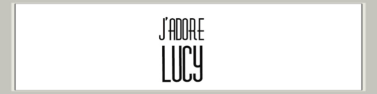 J'adore Lucy