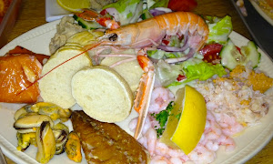 Our Famous Seafood Platter...