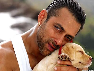 famosos del cine Salman Khan