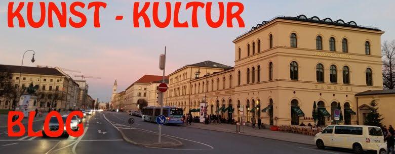 Kunst - Kultur Blog aus München