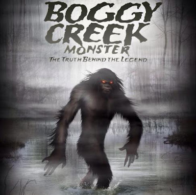Small Town Monsters Boggy Creek