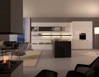 Dapur biasanya hanya untuk urusan makan dan hidangan semata tanpa di jadikan sebagai temp Inilah Desain Dapur Modern Modular