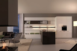 Desain Dapur Modern Modular