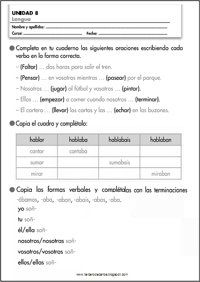 http://www.primerodecarlos.com/TERCERO_PRIMARIA/febrero/Unidad8/lengua/fichas/lengua12.pdf