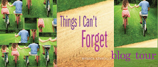 Things I Can't Forget blog tour