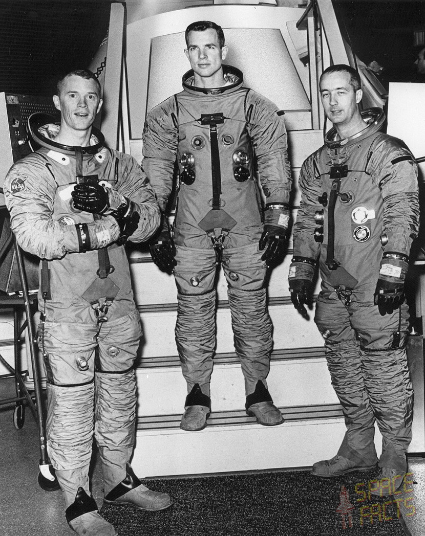 apollo 1 bodies - photo #25