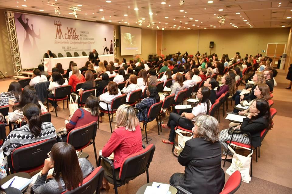 XIX CONSEC - Congresso Nacional de Secretariado, 03 a 06.08.2016-Brasília-DF