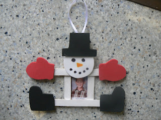 Mrs t s first grade class christmas ornaments