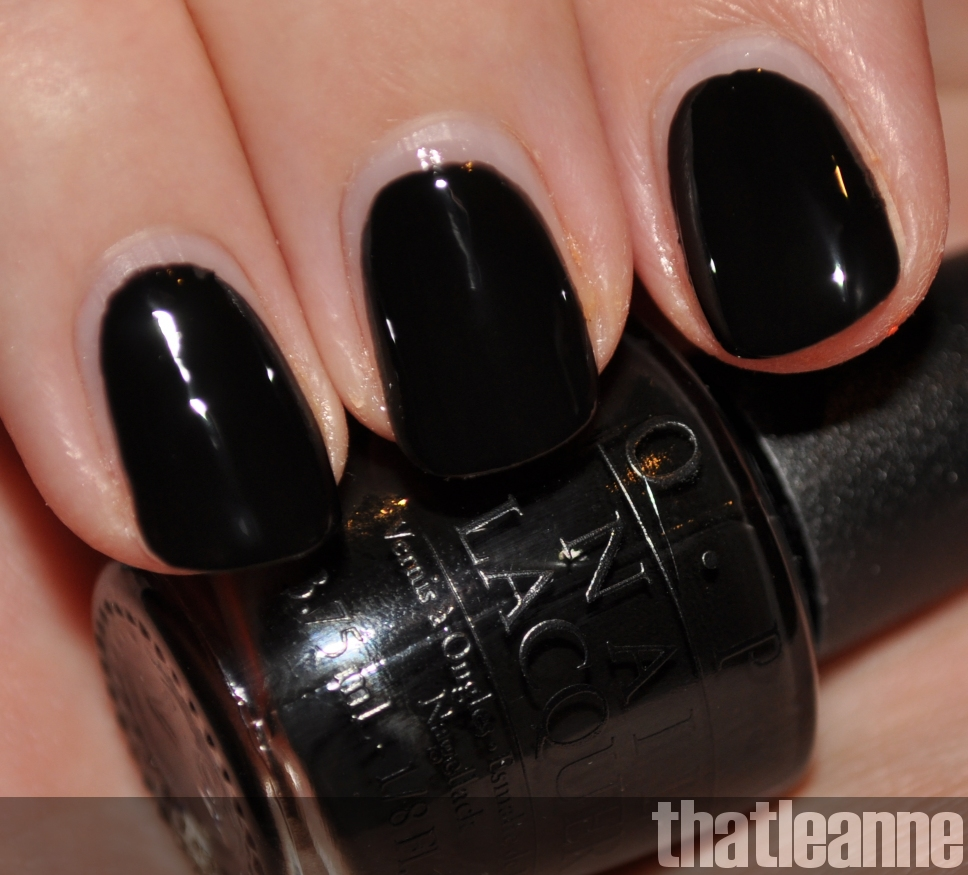 thatleanne: OPI Vintage Glow in the Dark Halloween and Nail Art Ideas!