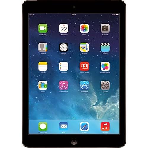 iPad Air 32GB 4G e Wi-Fi Cinza Espacial - Apple