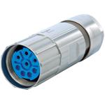 Servo Motor M23 Power Connector Circular Connectors M23