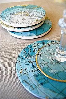 Ideas para Reciclar Mapas, II Parte