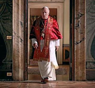 Micel Picolli as Cardinal Melville in Habemus Papam