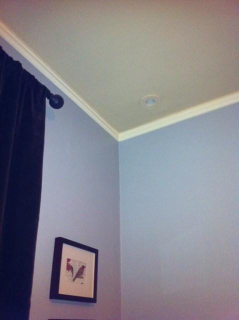 Bungalov: Go ahead. Paint that ceiling!