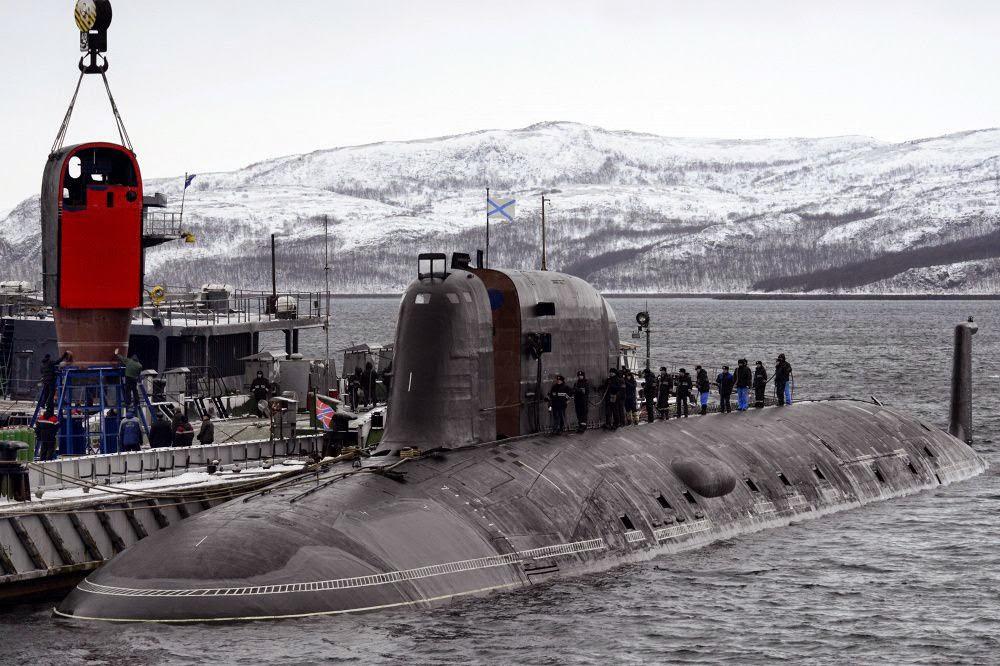российская подводная лодка нового поколения