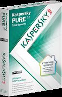 Kaspersky PURE 2 12.0.1.288 + Crack Trial Reset