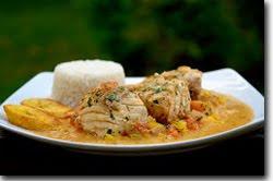 ENCOCADO, Otro plato rico que se prepara en Manabí