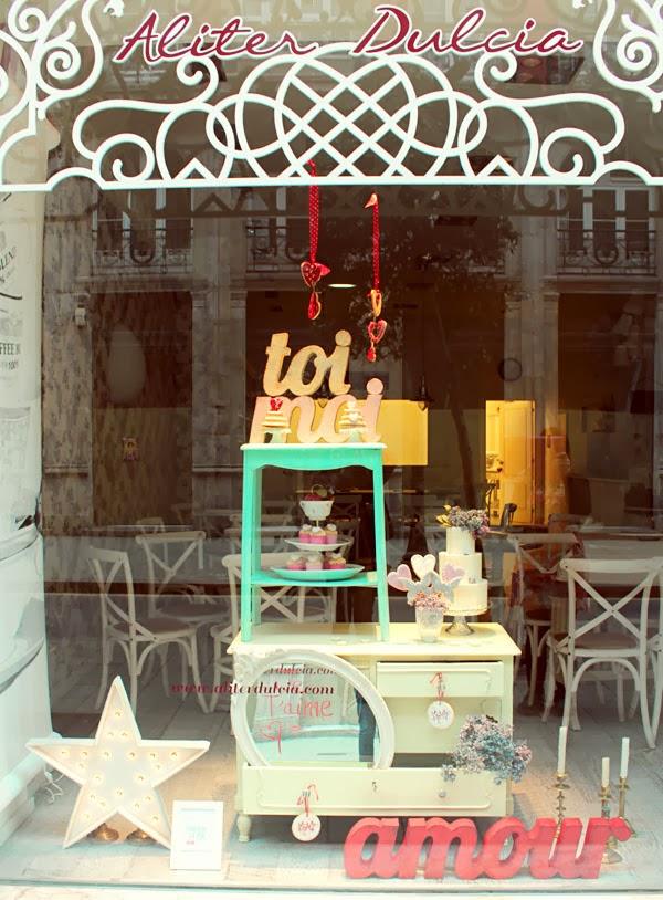 Vintage chic blog decoraci n vintage diy ideas para - Como hacer un escaparate ...