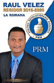 RAUL VELEZ REGIDOR