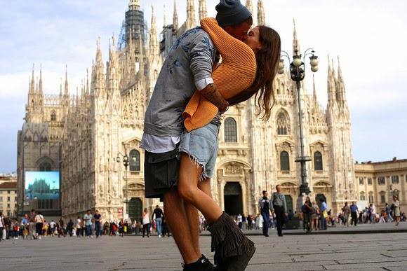 Baby Lips Maybelline Italia Ignacio Lehmann 100 world kisses