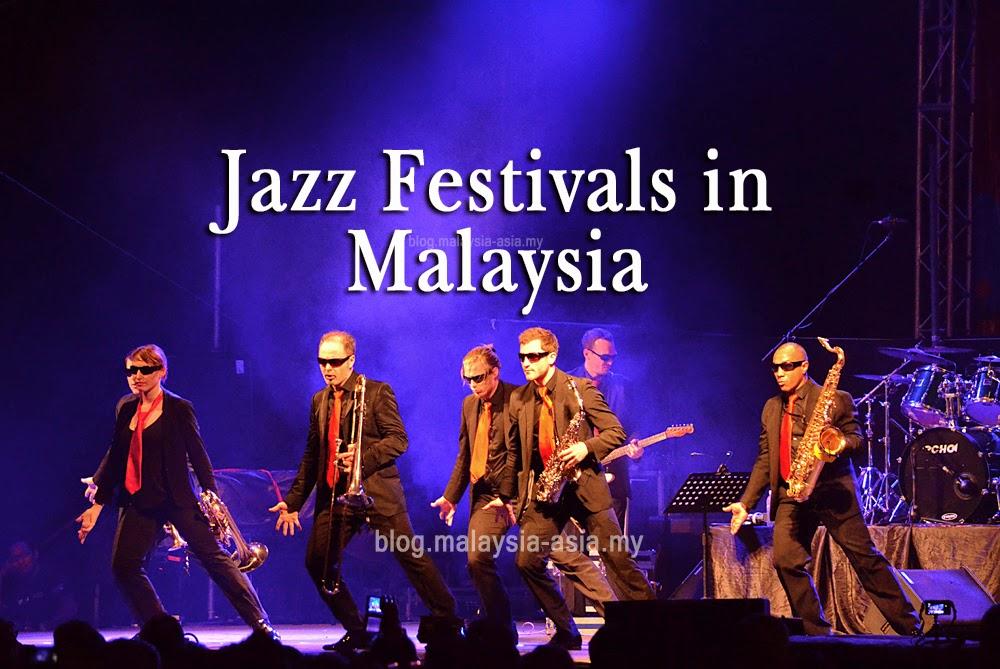 Jazz Festivals in Malaysia