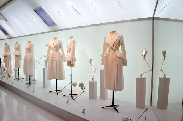 Toiles of Dior clothes