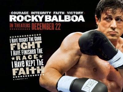 Rocky Balboa (released in 2006) - Starring Sylvester Stallone, Burt Young, Antonio Tarver, Milo Ventimiglia