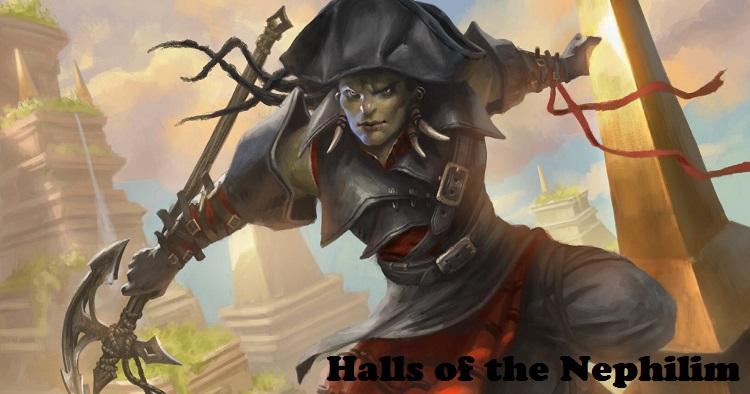 Halls of the Nephilim