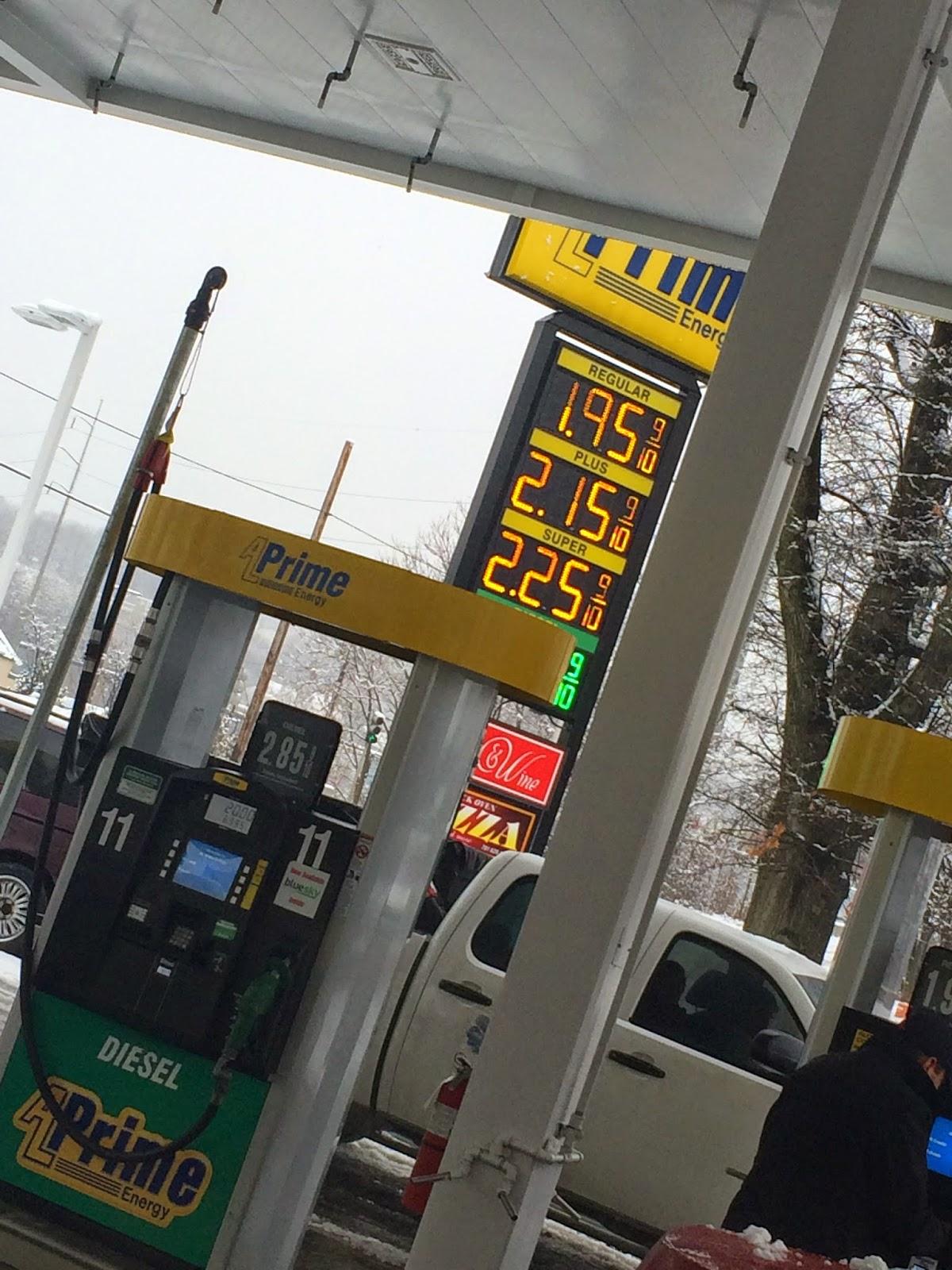 Gas prices under $2