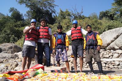 Rishikesh camping and rafting, Rishikesh photos