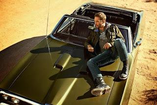 Paul Walker, l'un des acteurs vedettes de la série de films d'action « Fast and Furious »