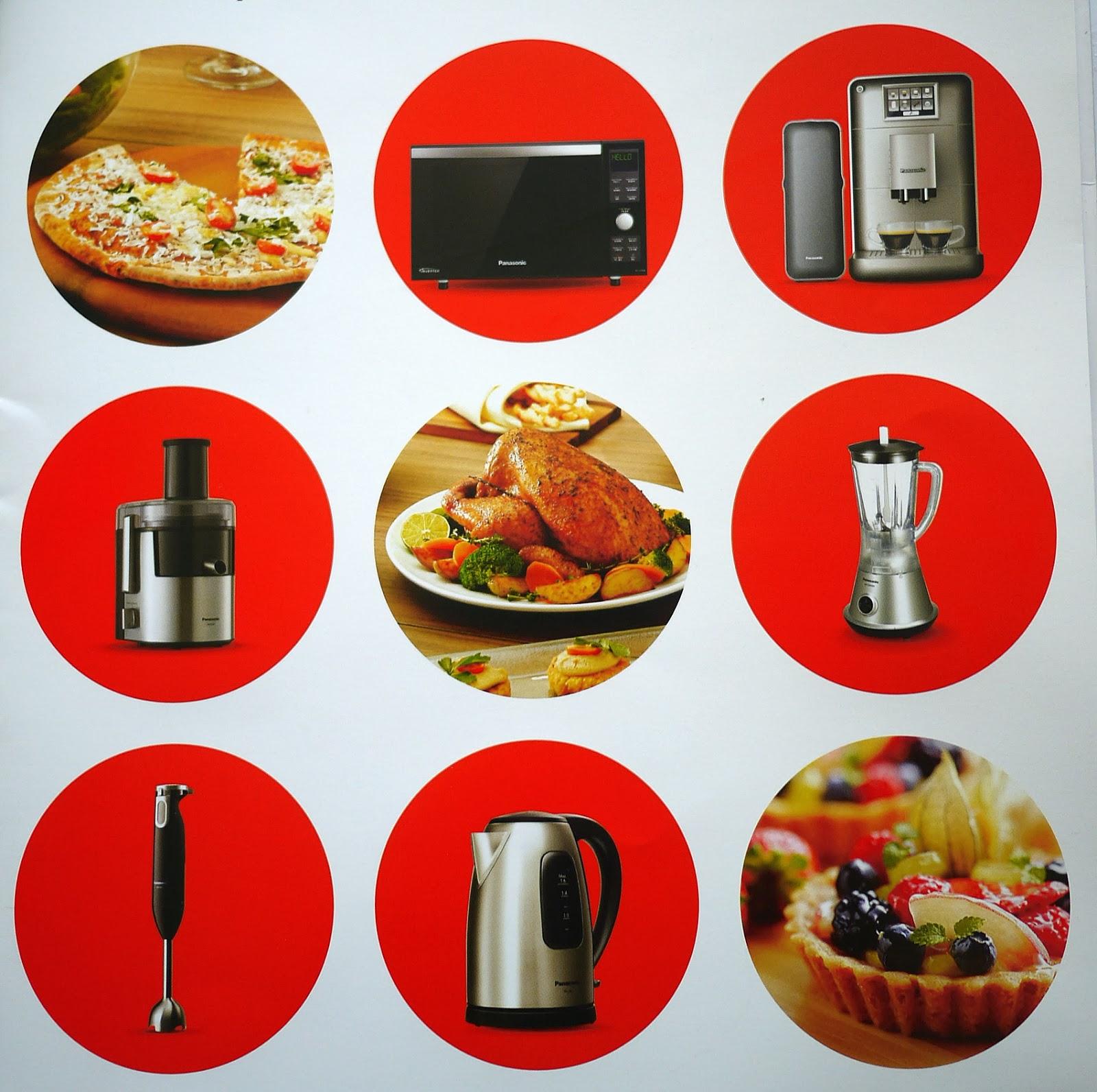 Masterchef Kitchen Appliances Ami Schaheera Lifestyle Panasonic Cooking Opens Up Possibilities