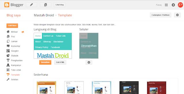 Cara mengembalikan blogspot.co.id ke blogspot.com