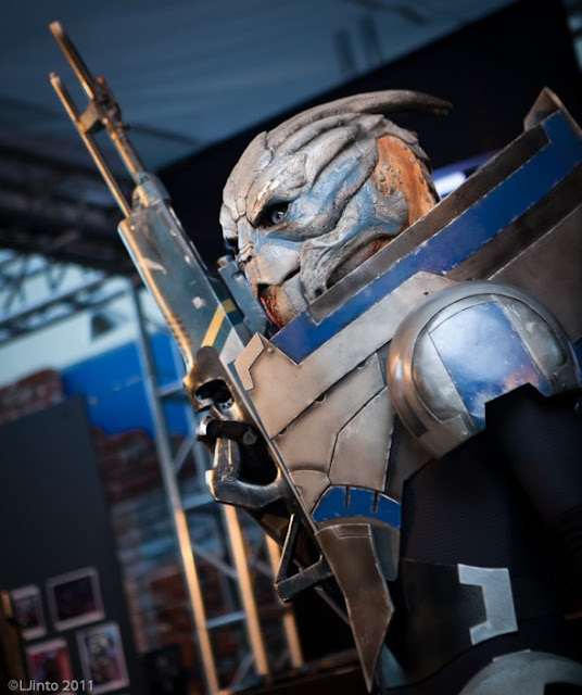 garrus costume mass effect