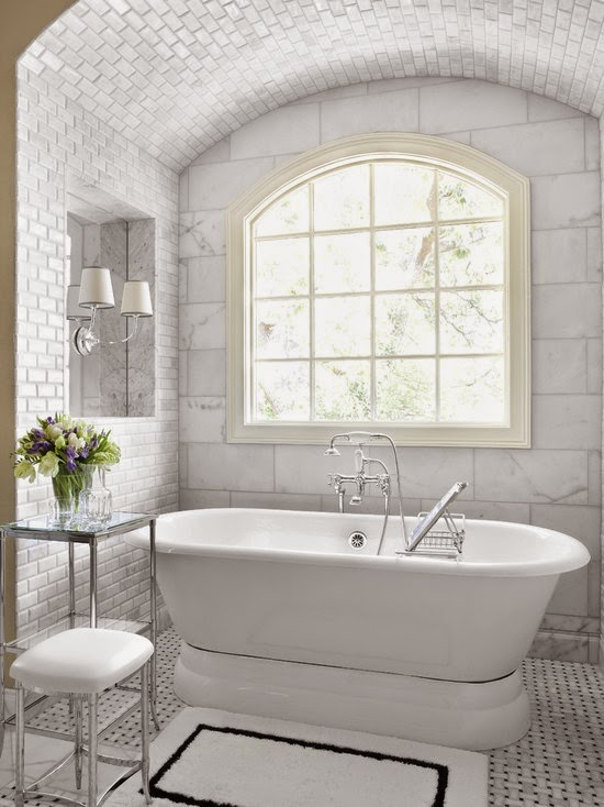 Life With A Dash Of Whimsy The Bathroom Of My Dreams