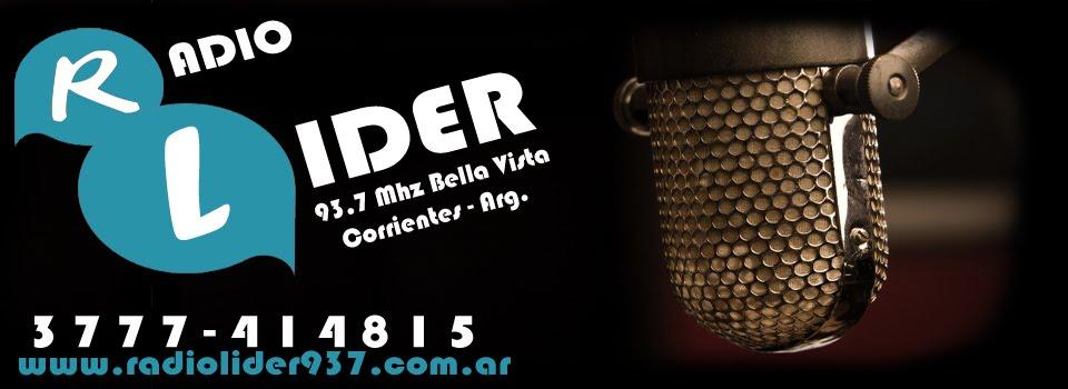 Radio Lider 93.7Mhz - Bella Vista Corrientes