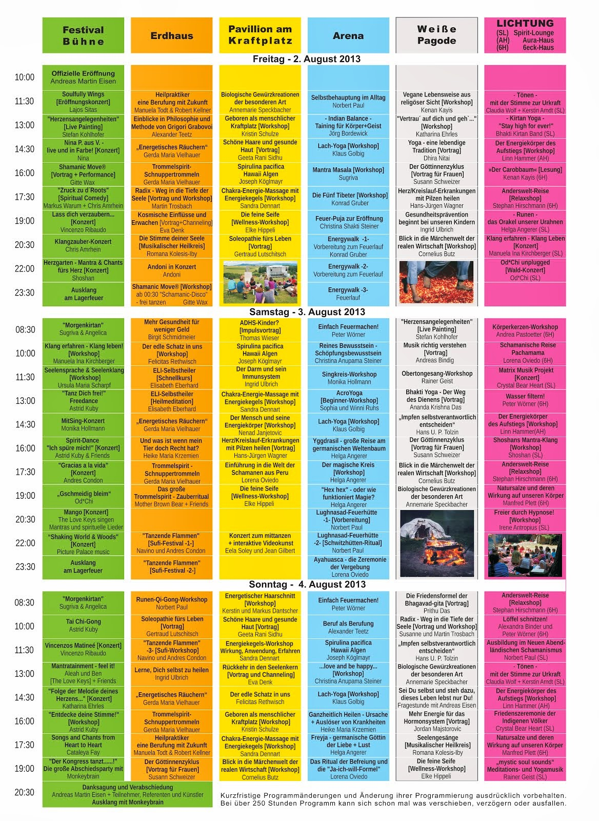 "WWF2013 - ""Kurzprogramm"""