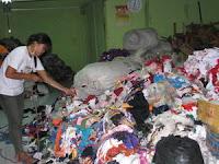 usaha industri kain perca
