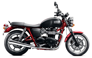 Triumph Bonneville Special Edition (2013) Side
