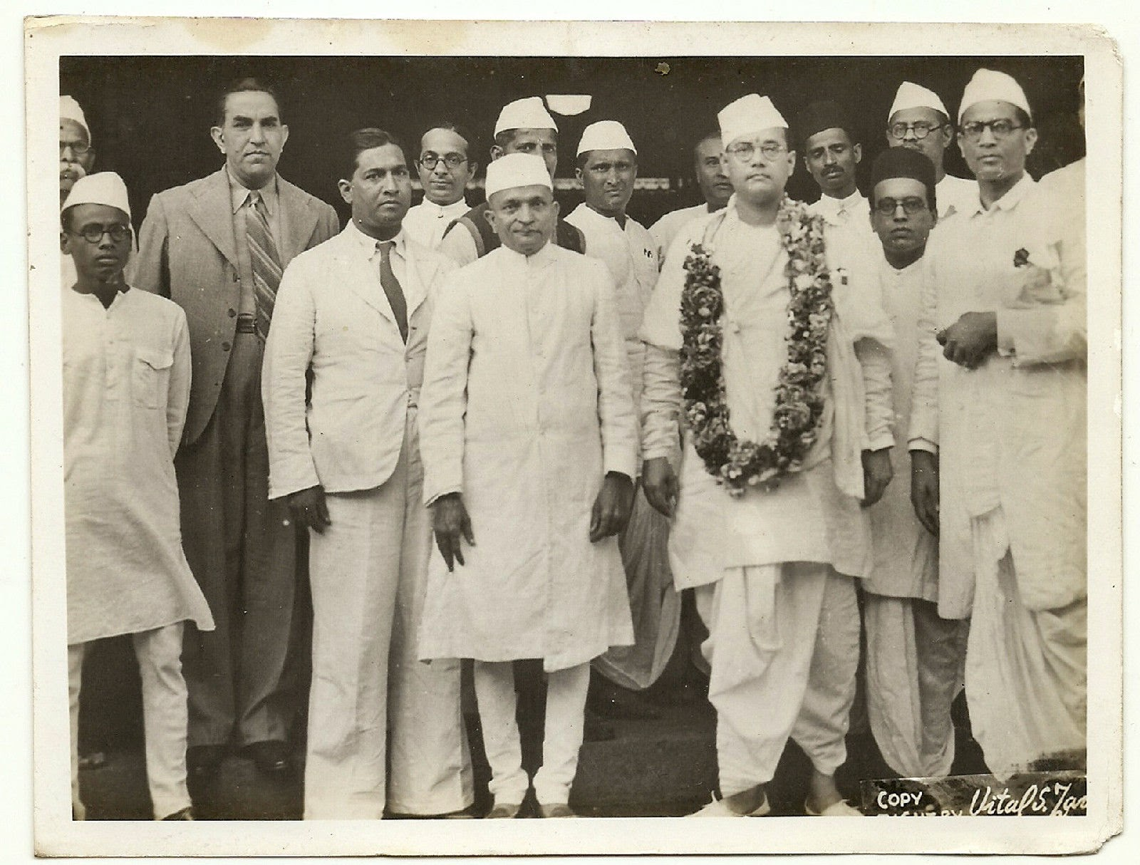 Image result for swaraj paksh subhas chandra bose
