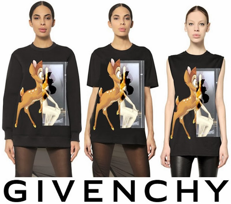 Cameo, Bambi, Australian Label, Givenchy, F/W 2013/14, Bambi Jumper