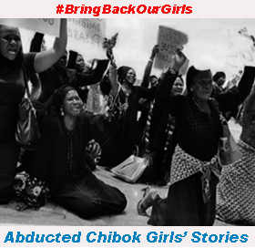 Latest Channels TV on Chibok Girls