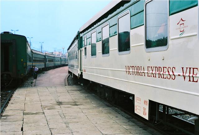 Tàu vip Victoria train