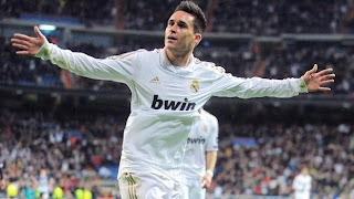eal_madrid_callejon, road to euro Poland Ukraine 2012