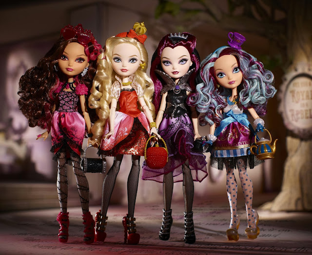 Muñecas de Ever After High